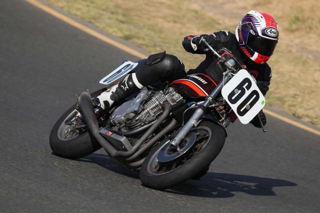 画像: モト・アメリカ公式サイトに掲載された写真。スクエアなナンバープレートは、古くからのAMAロードレーシングの伝統でもあります。 motoamerica.com