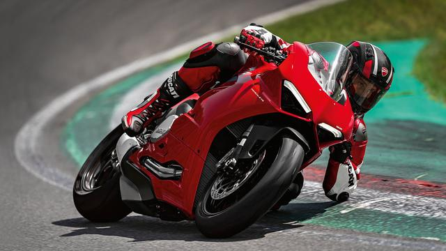 画像: New Panigale V2: The Red Essence www.youtube.com