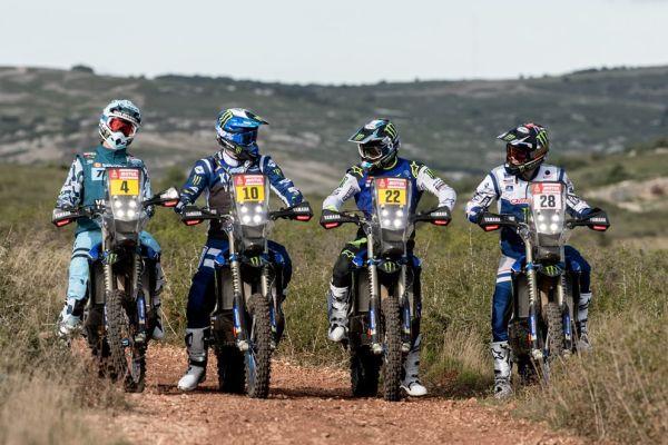 画像: Monster Energy Yamaha Rally Team