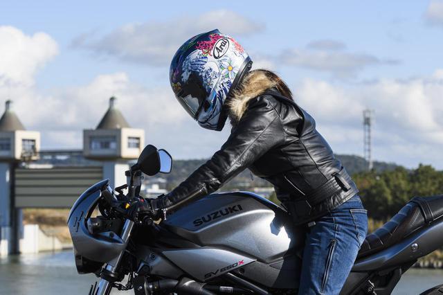 画像1: 《SV650Xってこんなバイク!》