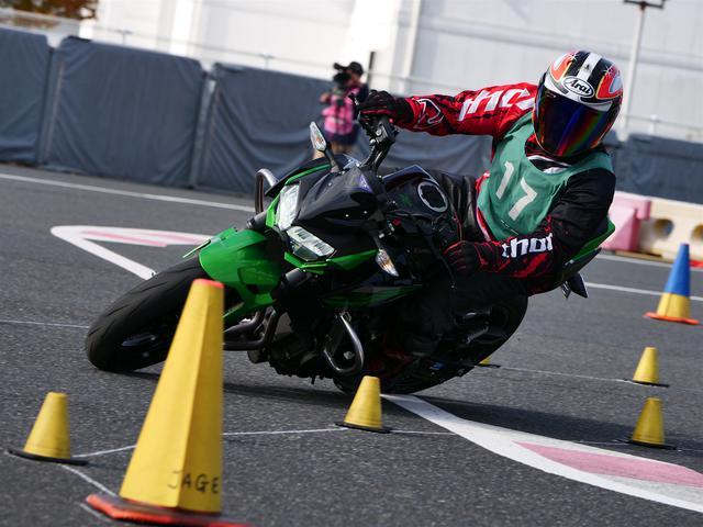 画像1: 「NSRに勝てるポテンシャル」カワサキ・ニンジャ400&Z400