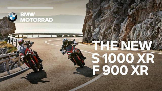 画像: #NeverStopChallenging - The new BMW S 1000 XR and BMW F 900 XR. www.youtube.com