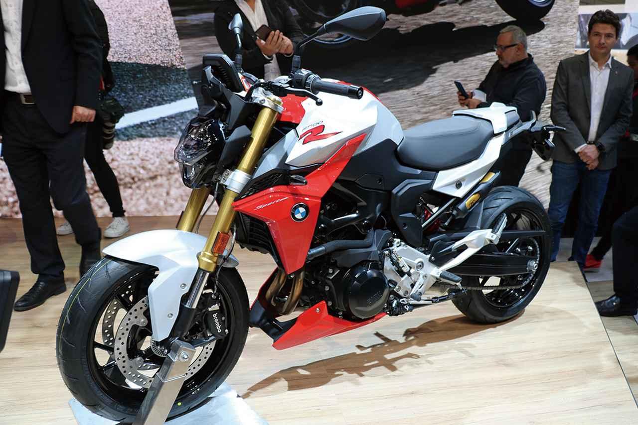 画像: BMW F900R