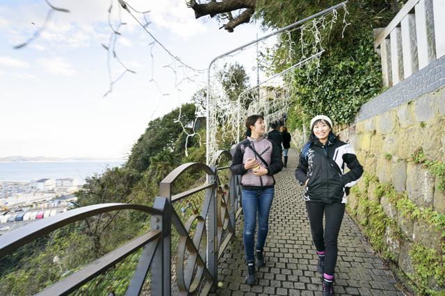 画像9: ついに念願の「江の島」に行くことができました! …が!