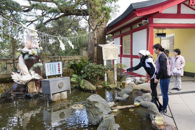 画像6: ついに念願の「江の島」に行くことができました! …が!