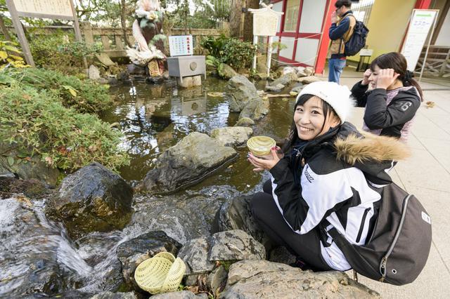 画像4: ついに念願の「江の島」に行くことができました! …が!