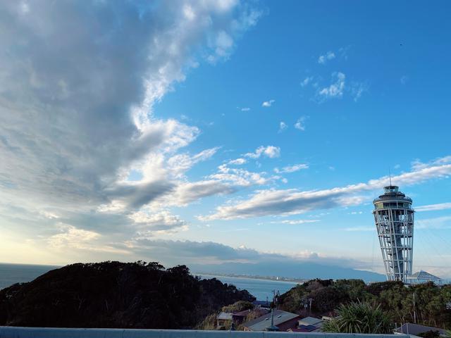 画像10: ついに念願の「江の島」に行くことができました! …が!