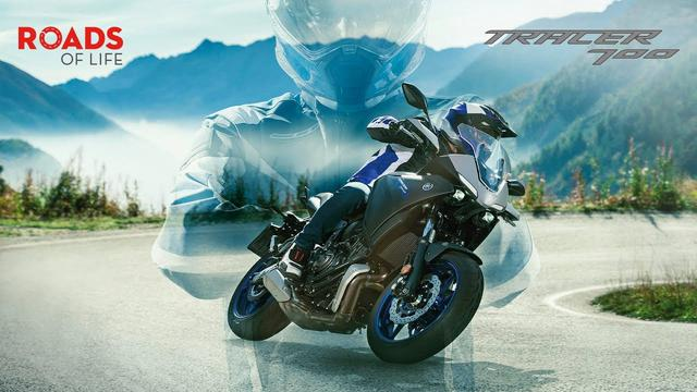 画像: 2020 Yamaha Tracer 700. It's your Turn. youtu.be
