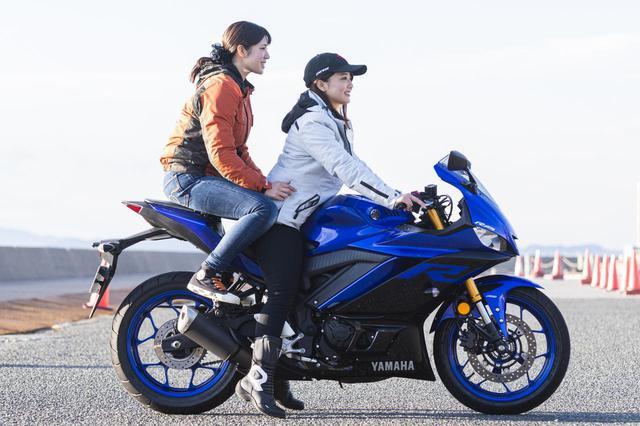 画像: [女子部のふたツー]YAMAHA R-25で南房総ツーリング(平嶋夏海 編)with梅本まどか - webオートバイ