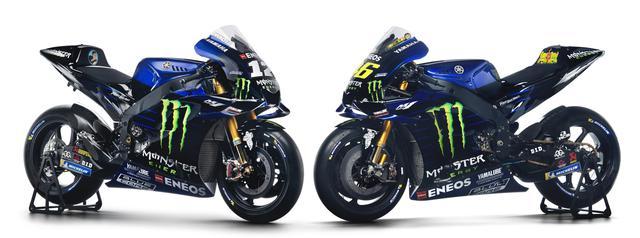 画像2: YAMAHA YZR-M1(MotoGPマシン)