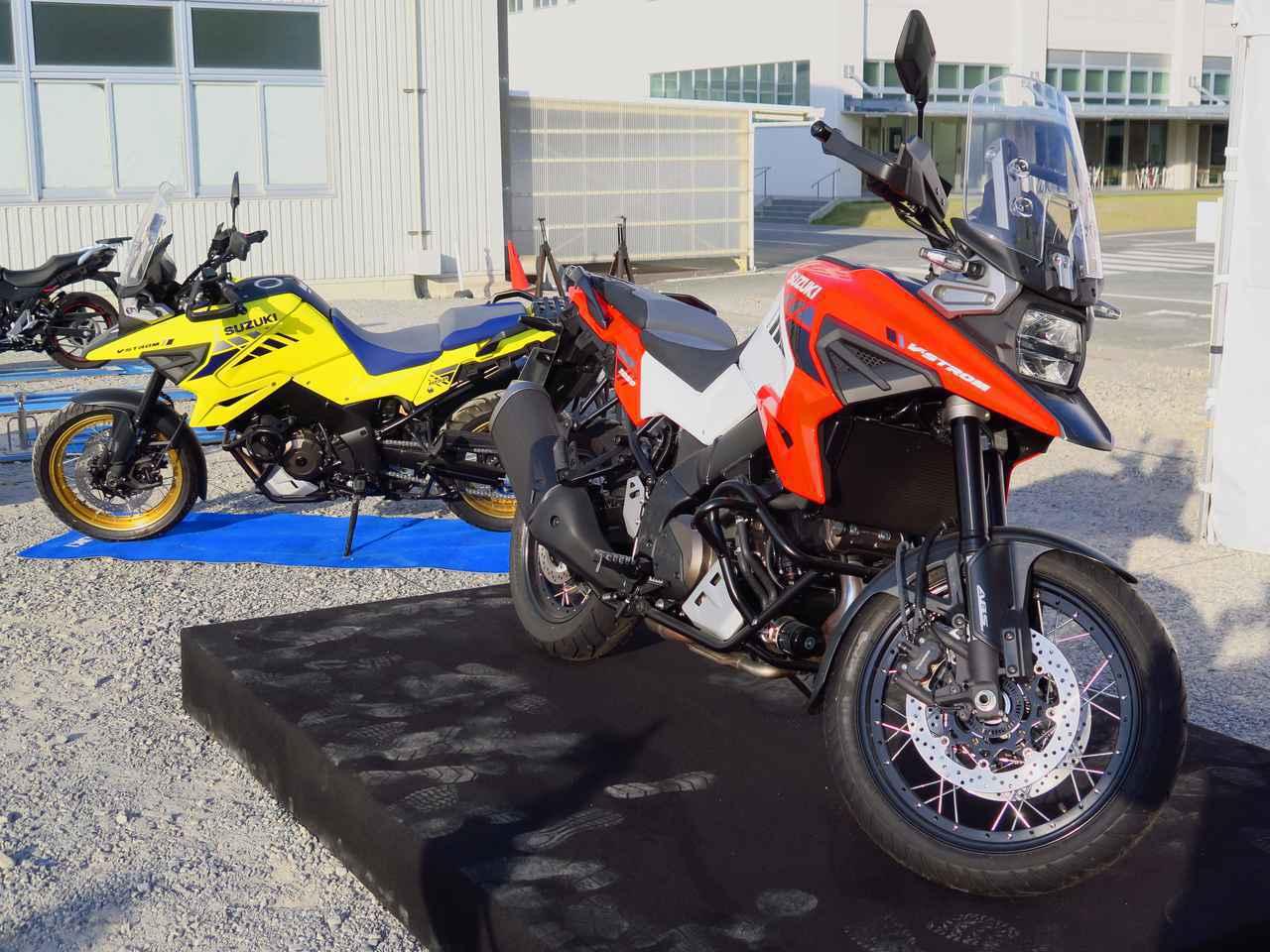 画像: 新型Vストローム1050は『〇〇みたいに楽しめる』って本当か?直撃取材で聞いてみた!@第5回Vストロームミーティング2019 - webオートバイ