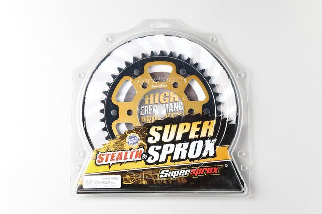 画像: STEALTH SuperSprox/税抜:1万1111円