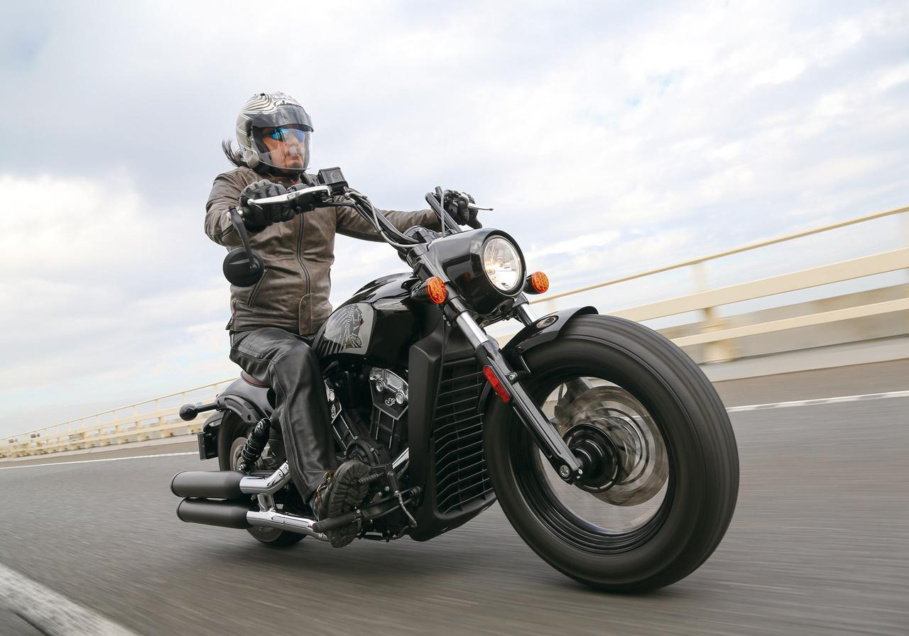 Images : 8番目の画像 - スカウトボバー トゥウェンティの写真をまとめて見る! - webオートバイ