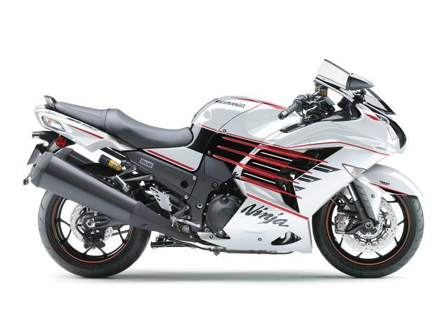 画像3: 〈試乗インプレ〉Kawasaki「Ninja ZX-14R HIGH GRADE」有終の美を飾る、カワサキ最強のメガスポーツ