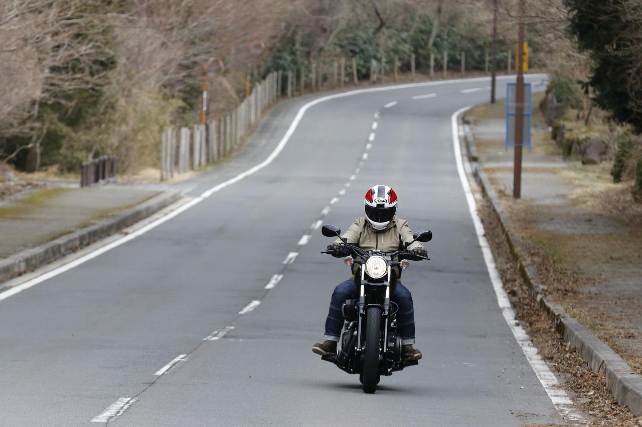 Images : 2番目の画像 - ヤマハ ボルトの写真をまとめて見る! - webオートバイ