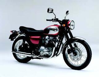 カワサキ W650 2006 年12月