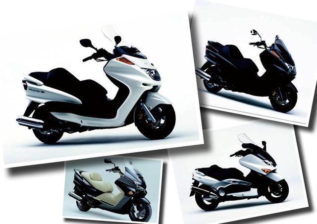 画像: 「マジェスティ」シリーズや「フォルツァ」「スカイウェーブ」などの登場でビッグスクーターブームが到来!【日本バイク100年史 Vol.079】(2002年)<Webアルバム> - webオートバイ