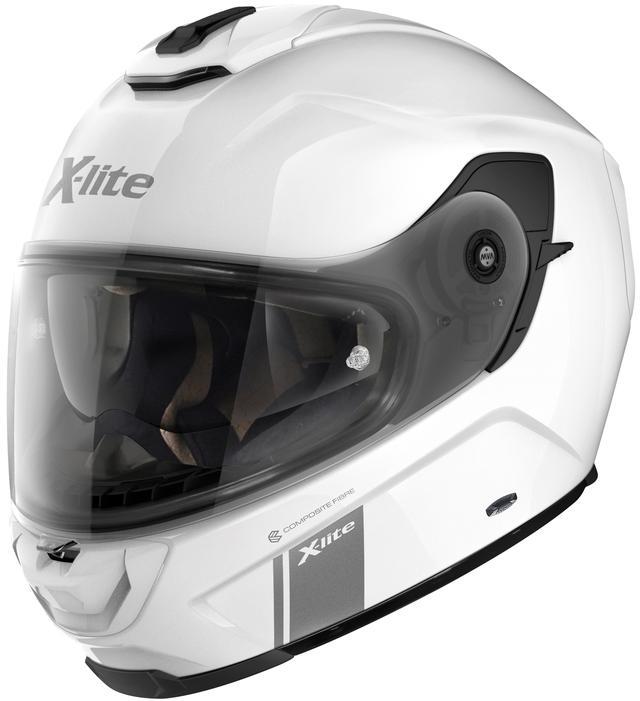 画像7: Nolan〈X-lite〉の新たなフルフェイスヘルメット「X-903」が1月下旬に発売!