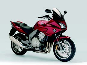 Images : ホンダ CBF1000/ABS 2007年