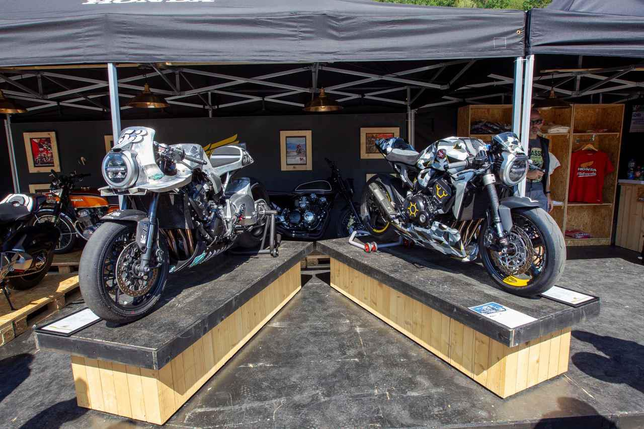 画像: 欧州のビッグイベント「グレムセック101」で登場した注目のカスタムCB6台を一挙紹介! - webオートバイ