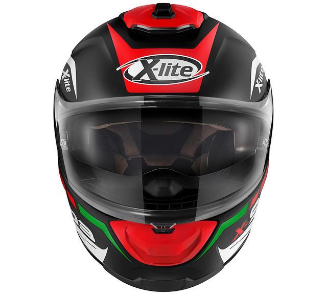 画像2: Nolan〈X-lite〉の新たなフルフェイスヘルメット「X-903」が1月下旬に発売!