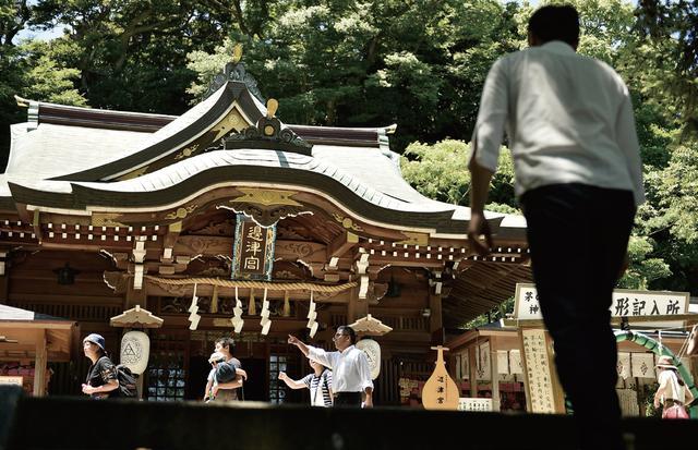 画像: 江島神社 神奈川県藤沢市江の島2-3-8