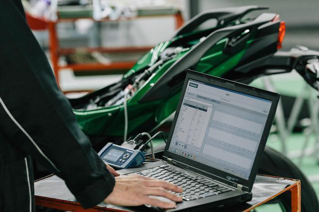 画像: カワサキプラザ メンテナンスパック 「新車コース点検6回プラン」をプレゼント