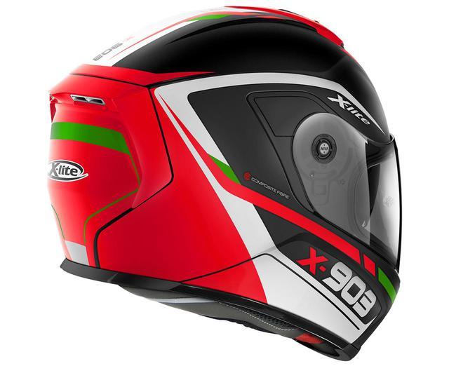 画像3: Nolan〈X-lite〉の新たなフルフェイスヘルメット「X-903」が1月下旬に発売!