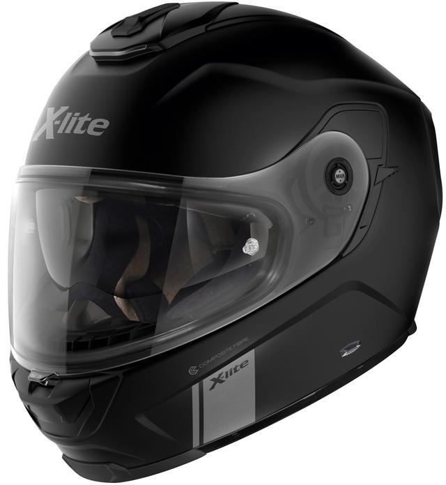画像6: Nolan〈X-lite〉の新たなフルフェイスヘルメット「X-903」が1月下旬に発売!