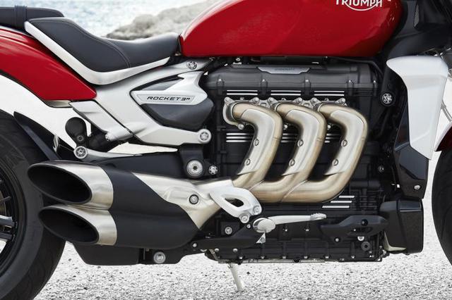 画像: 2500cc世界最大の量産型オートバイ用エンジン