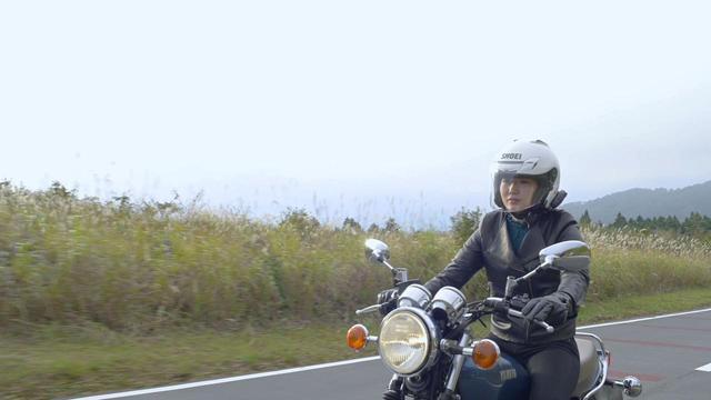 画像6: ヤマハ「SR400」が登場! ニコンZ 7に6種類のFマウントレンズ装着し撮影したショートムービー「Cool breeze」が1月6日からニコンミュージアムで上映中!