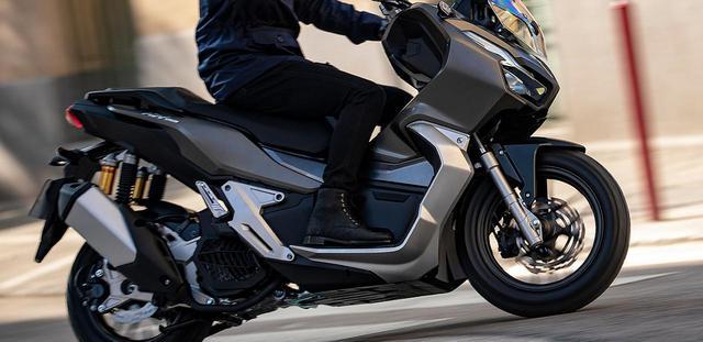 画像: ホンダ「ADV150」の価格と発売日が決定! カラーバリエーションは全3色! - webオートバイ