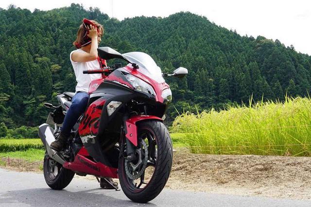 画像: 中型女子ライダー最高! カワサキ Ninja250にまたがる美女が素敵すぎる!【グラカワインスタ投稿紹介vol.1】 - webオートバイ
