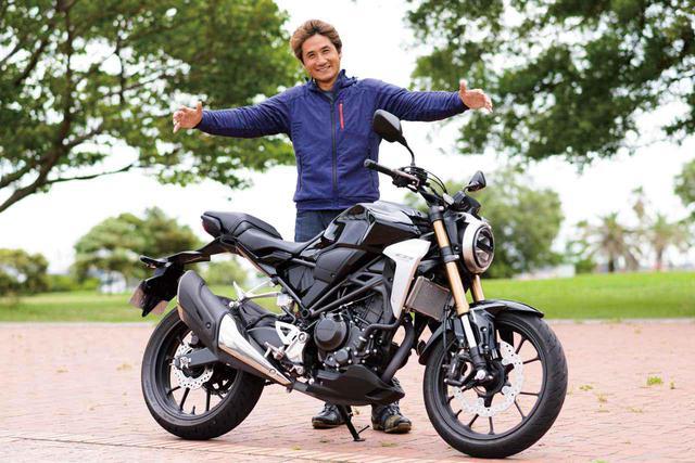 画像: 125ccは出ないの? ホンダ「ADV150」の日本初お披露目で伊藤真一さんが切り込んだ!【ロングラン研究所スペシャル】