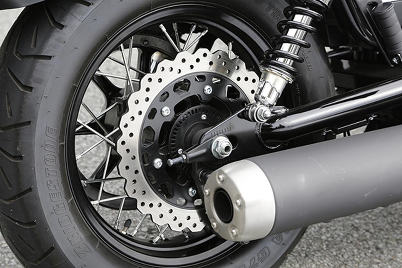 Images : 12番目の画像 - ヤマハ ボルトの写真をまとめて見る! - webオートバイ