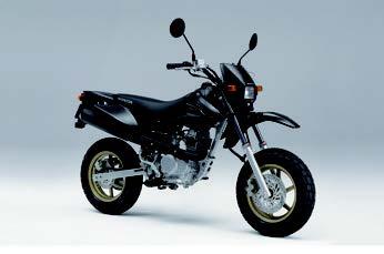 Images : ホンダ XR100 モタード 2006 年12月