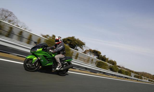画像3: 最高速じゃない強烈加速を楽しみたい