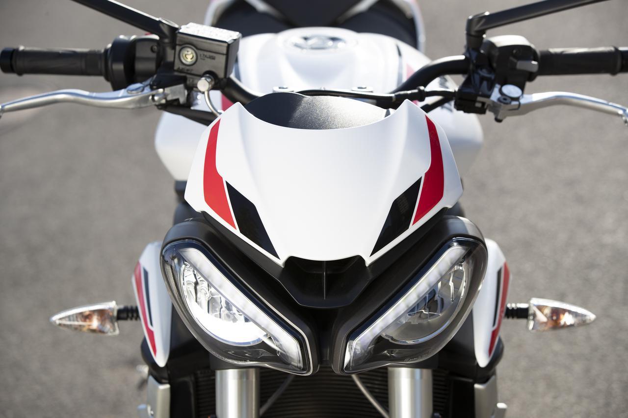Images : 12番目の画像 - ストリートトリプルSの写真を見る! - webオートバイ