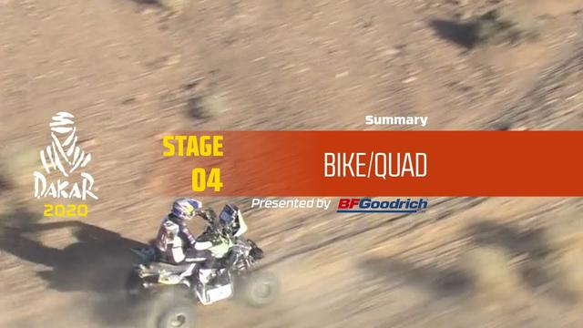 画像: Dakar 2020 - Stage 4 (Neom / Al Ula) - Bike/Quad Summary www.youtube.com