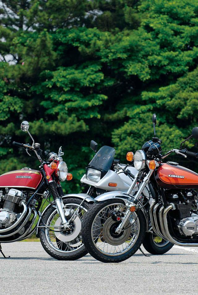 画像: 【昭和vs平成 名車烈伝】ずっと忘れない俺たちのレジェンド【昭和47年 KAWASAKI 900 SUPER FOUR [Z1]】 - webオートバイ