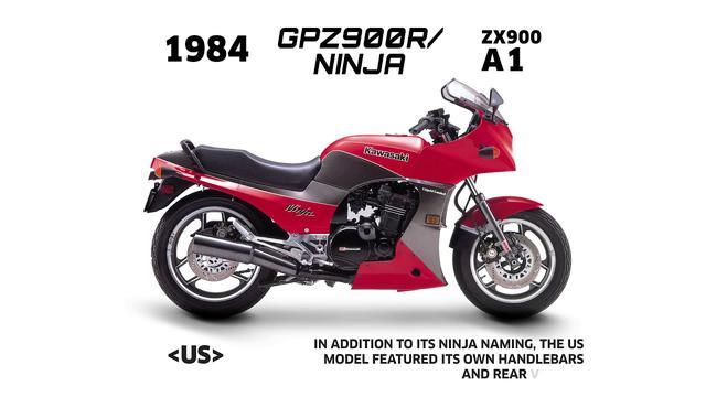 画像: Kawasaki Ninja GPZ900R Morph (HD) youtu.be
