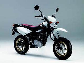 ホンダ XR100 モタード 2008 年1月
