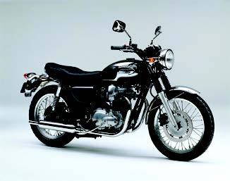 Images : カワサキ W650 クロームバージョン 2008 年 4月