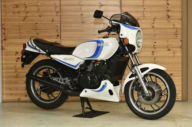 画像: THE〝FACTORY STOCK〟1981 RZ350