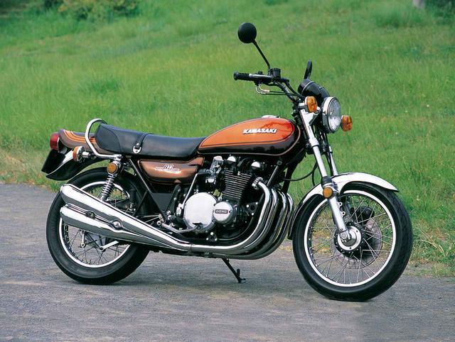 画像: Z1を凌ぐエンジンバランス!【1973年 KAWASAKI 750RS[Z2]】 - webオートバイ