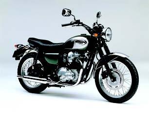 Images : カワサキ W650 2008 年2月