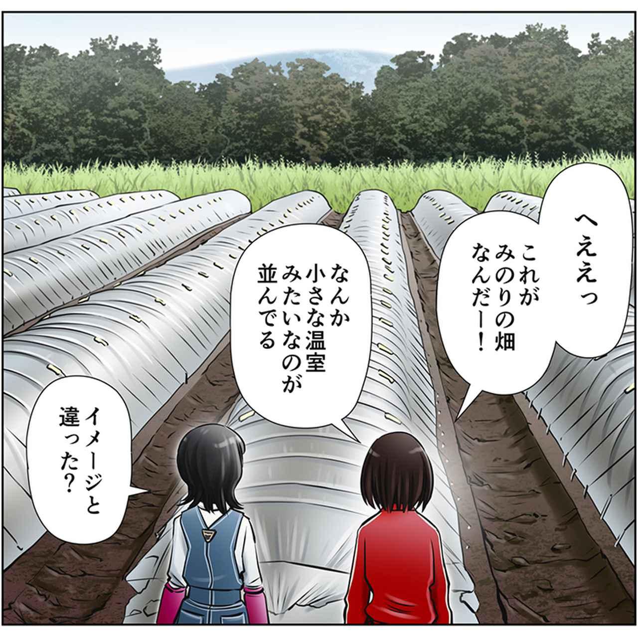画像2: 農業の大変さとともに魅力が伝わってくる最新話、東京からお友達がやってきた!