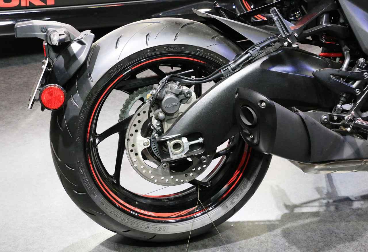 Images : 9番目の画像 - KATANAとスイフトスポーツ カタナエディションの写真をもっと見る! - webオートバイ