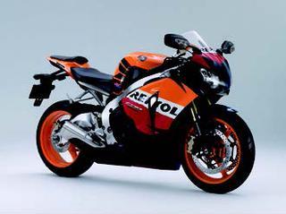 ホンダ CBR1000RR・スペシャルエディション 2008 年12月