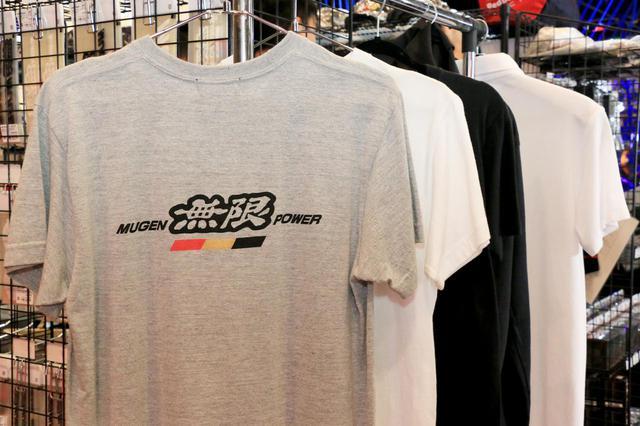 画像: 無限のTシャツ、シンプルでイカしています。